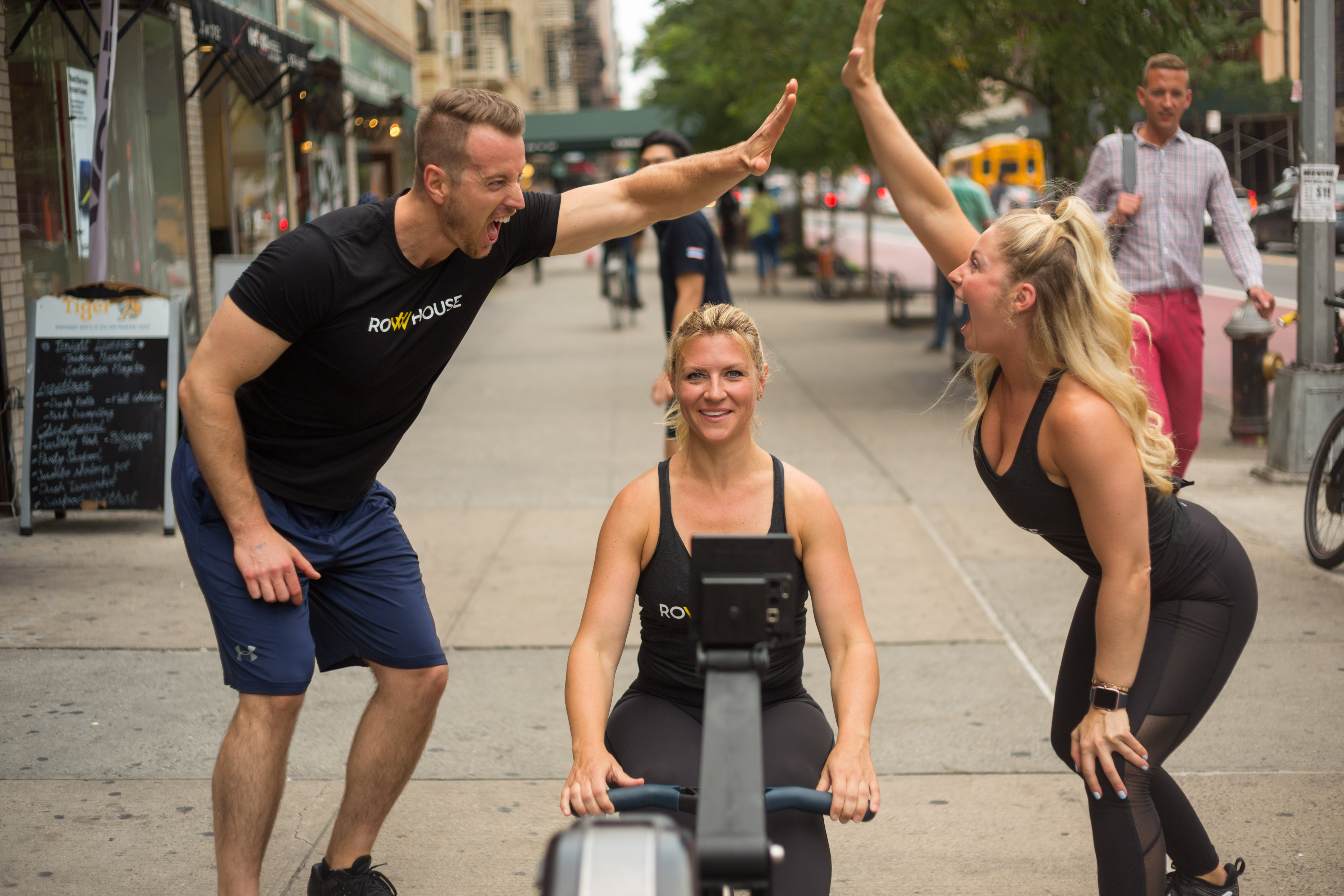 New to Row House? Tips for your first class