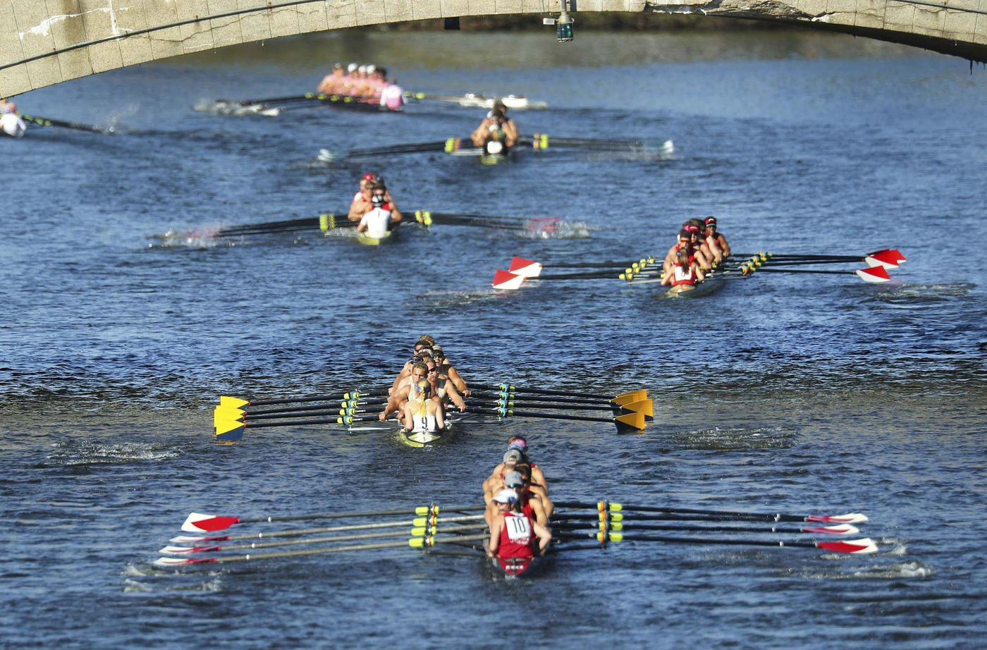Row House is taking on the Head of the Charles Regatta